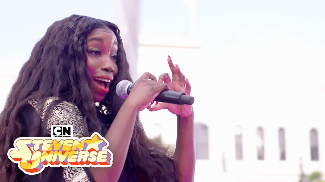Stronger Than You Official Music Video Steven Universe Cartoon Network
