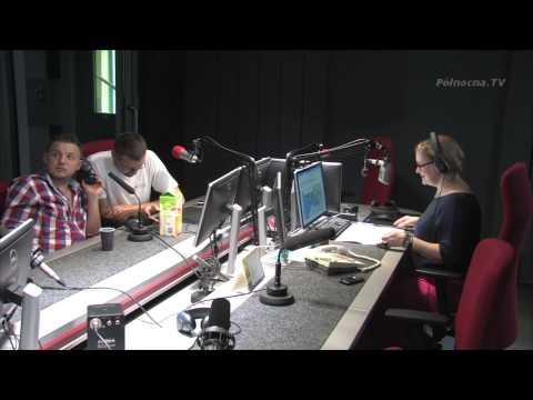 TSD Aquatrip 2014 wywiad w Radio Gdańsk