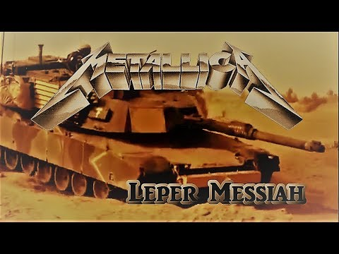 Metallica - Leper Messiah  (official video) HD !
