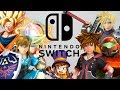 Top 10 Games the Nintendo Switch Needs!