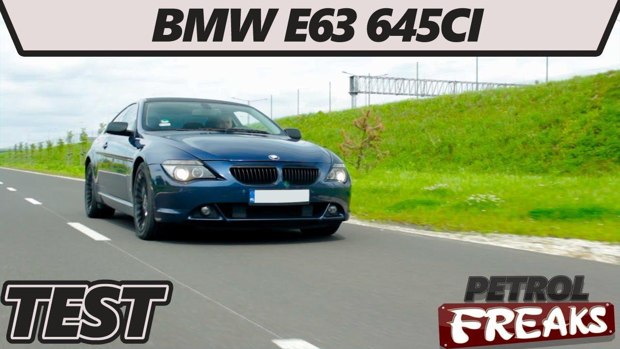 BMW 645CI E63 V8 PRZYSZŁY YOUNGTIMER?