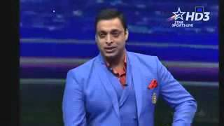 Shoaib Akhtar Got Angry On Indian Anchor For Making Fun Of Pakistan Team