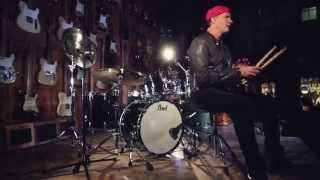 Chad Smith At Guitar Center