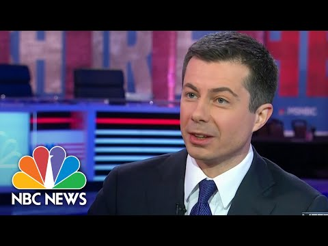Full Buttigieg: 'Breaking Barriers' Not Just About 'Electability'| Meet The Press | NBC News