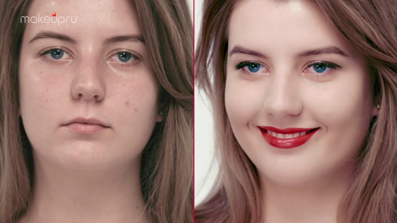 Тонкие губы: как их правильно красить изоражения