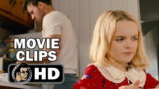 GIFTED - 4 Movie Clips  Trailer 2017 Chris Evans Drama Movie HD