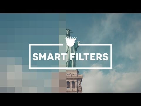 Photoshop CC: Smart Filters Are Simple!