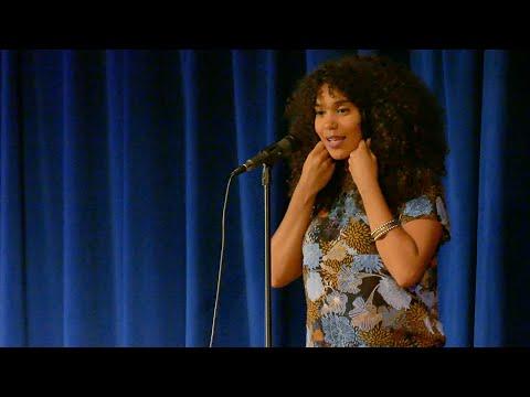 """Elizabeth Acevedo - """"Afro-Latina"""""""