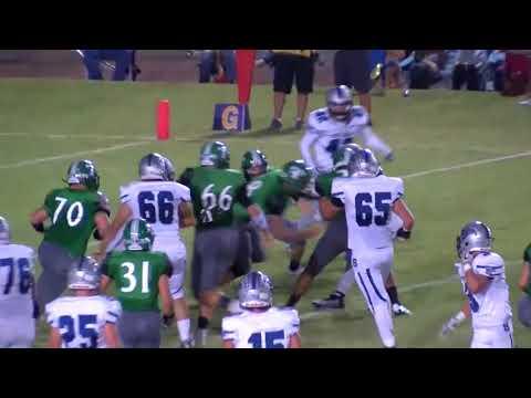 Snowflake vs Thatcher High School Football Highlights!