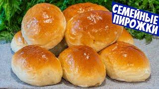 Пирожки в духовке с капустой и мясом Простой рецепт выпечки на молоке!