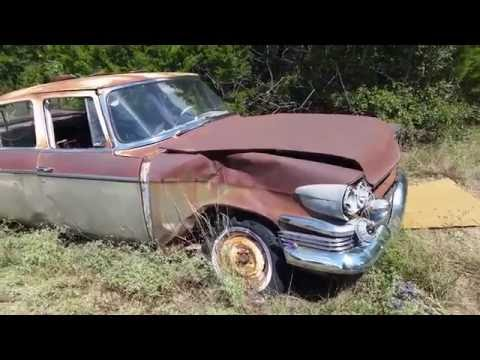 1958 Studebaker Commander Rescue Video 11