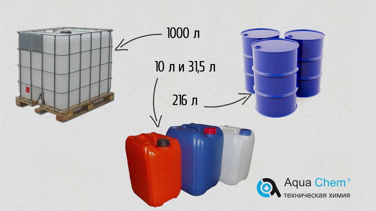 Пластиковая тара ящики бочки в Самаре - YouTube