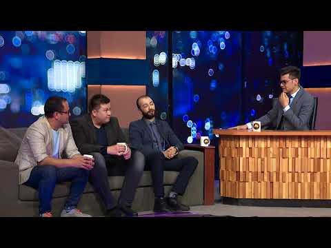MTV Show - Alisher Uzoqov, Rasul Karimov va Umid Xamdamov #227 (14.03.2018)