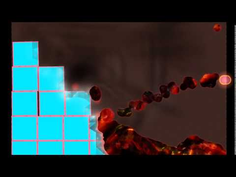 Ice and Lava mechanics demo