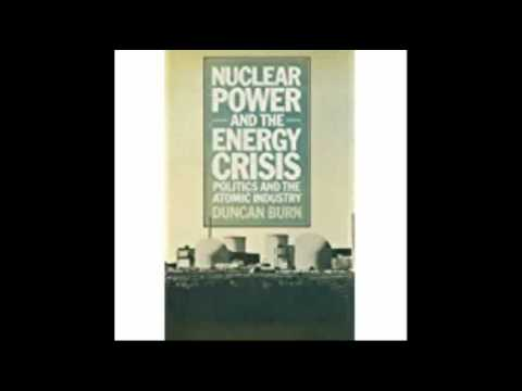 Nuclear Power and the Energy Crisis Politics and the Atomic Industry Trade Policy Research Centre