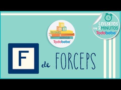 F de Forceps
