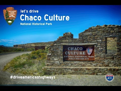Chaco Culture National Historical Park and World Heritage Site | Drive America's Highways 🚙