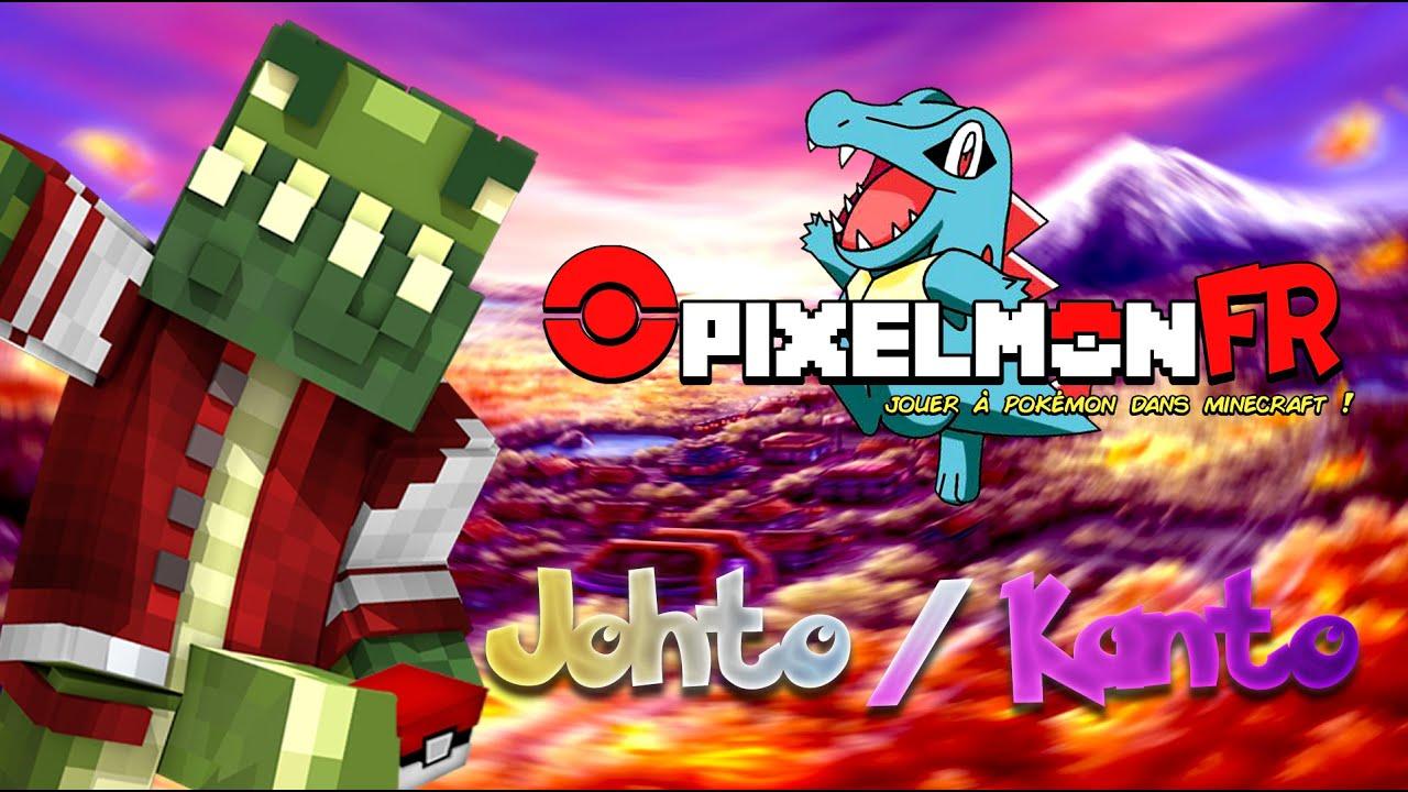 La nouvelle région en avance sur PixelmonFR