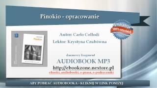 Pinokio opracowanie - Carlo Collodi | audiobook mp3 | Lektura szkolna do słuchania