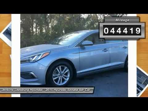 2015 Hyundai Sonata Leesburg Florida L20450A