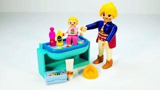 Playmobil Diaper Change Potty Bath 4K Full HD