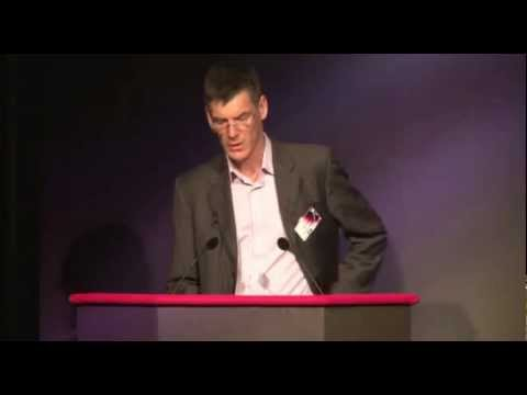 Dr Pete Harpum at the Financial Times Bio Pharma Conference -  Dec 2012