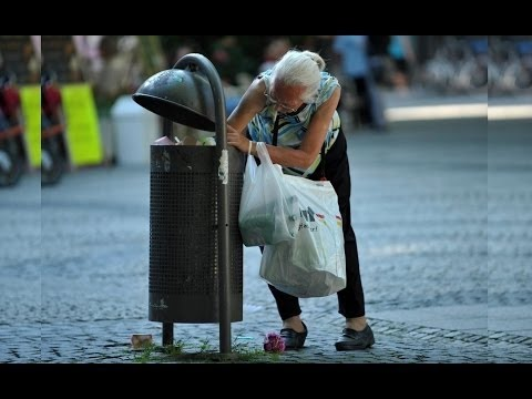 DOKU: Schuften bis zum Schluss - Arme Rentner im reichen Deutschland [Deutsch HD]