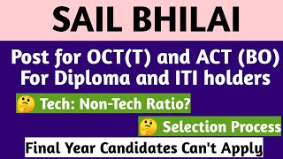 Sail Bhilai Act Syllabus 2015 Pdf