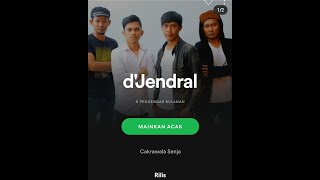 HIGH AND DRY - RADIOHEAD LIVE COVER BY DJENDRAL MUSIC