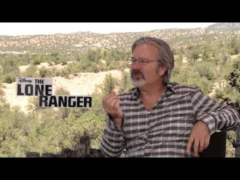Gore Verbinski   The Lone Ranger  Empire Magazine