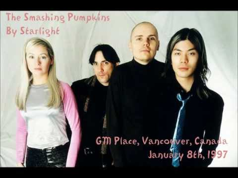 The Smashing Pumpkins - By Starlight - GM Place, Vancouver, Canada, 1997