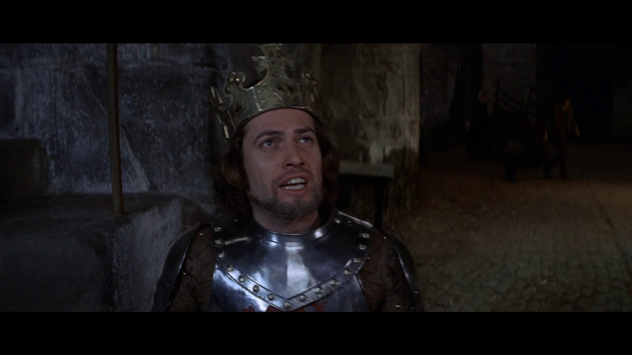 Download The Tragedy of Macbeth(1971) - Birnam Wood approaches the castle