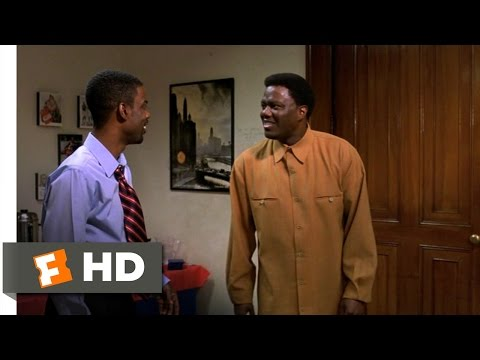 Head of State (4/10) Movie CLIP - Brotherly Advice (2003) HD