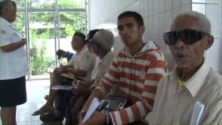 Emerging from Darkness: East Timor Eye Program