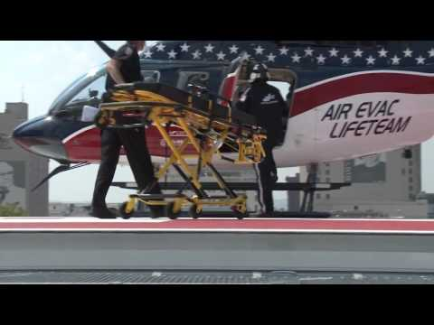 Air Evac Lifeteam with KentuckyOne Health