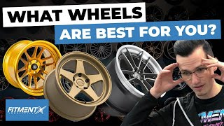 Cover images What Wheels Are the Best For You!?