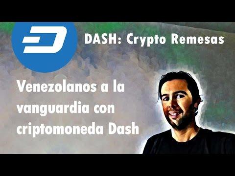 Crypto Remesas - Venezolanos ahora retiran Bolivares por Dash usando Cryptobuyer