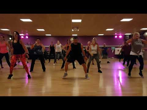 Azukita - Steve Aoki, Daddy Yankee, Play-N-Skilz & Elvis Crespo, Zumba choreo by Alvaro Jorge