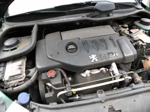 PEUGEOT 1.4 HDI ENGINE
