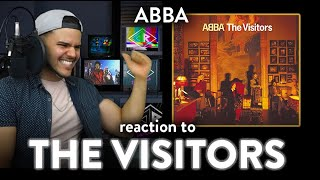 ABBA Reaction The Visitors (Audio) ABSOLUTE GEM! | Dereck Reacts