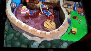 Fat Princess Gameplay E3 2009