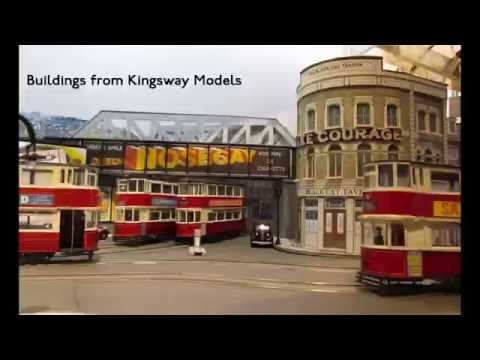 Black Cat Trams - London E1s in 1/76 scale