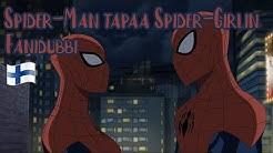 Ultimate Spider-Man - Spider-Man tapaa Spider-Girlin (Fanidubbi)