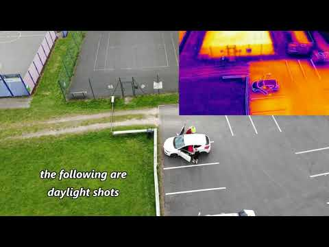 DJI Mavis 2 Enterprise Dual Thermal Camera Review