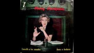 Mary Santpere - Concells A Les Casades - EP 1963