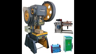 Power press for Punching Automobile Components ,Die Stamping Production Line