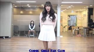 우주소녀 cosmic girls luda cover song 아이유 iu 을의 연애 love of b