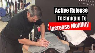 Active Release Technique Shoulder