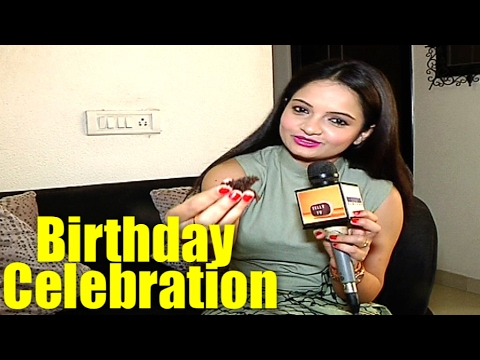 Giaa Manek celebrates her birthday with Tellybytes