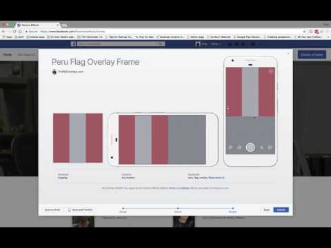 5 Easy Steps to Create a Facebook Profile Frame Overlay for Free
